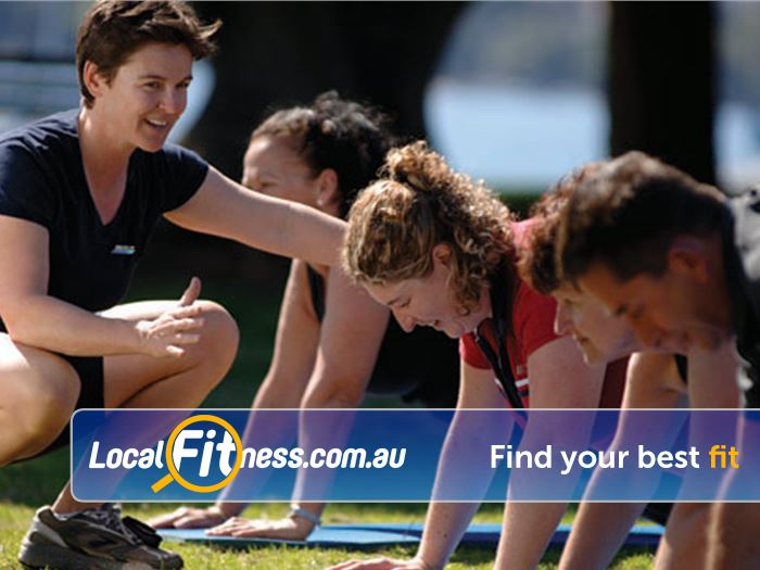 Step into Life Near Eden Hill Ditch the gym and train outdoors!
