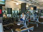 Fitness First Platinum Kings Cross Rushcutters Bay Gym Fitness Dumbbells, barbells, a full