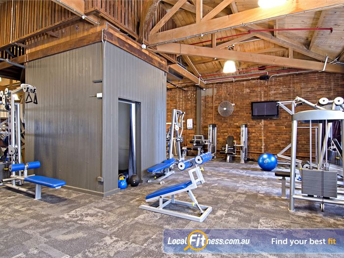 Goodlife Health Clubs Edward St Gym Holland Park  | State of the art equipment from Life Fitness,