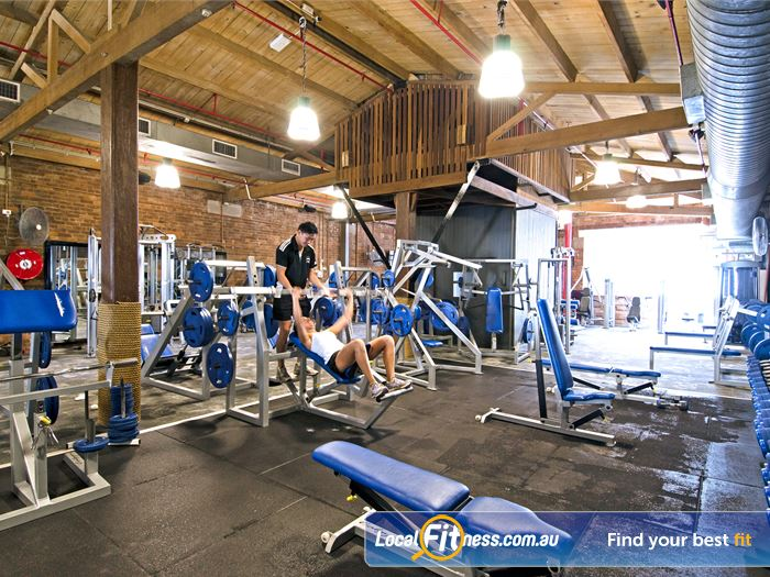 Goodlife Health Clubs Edward St Gym Bardon  | At our Brisbane gym, pick from a large