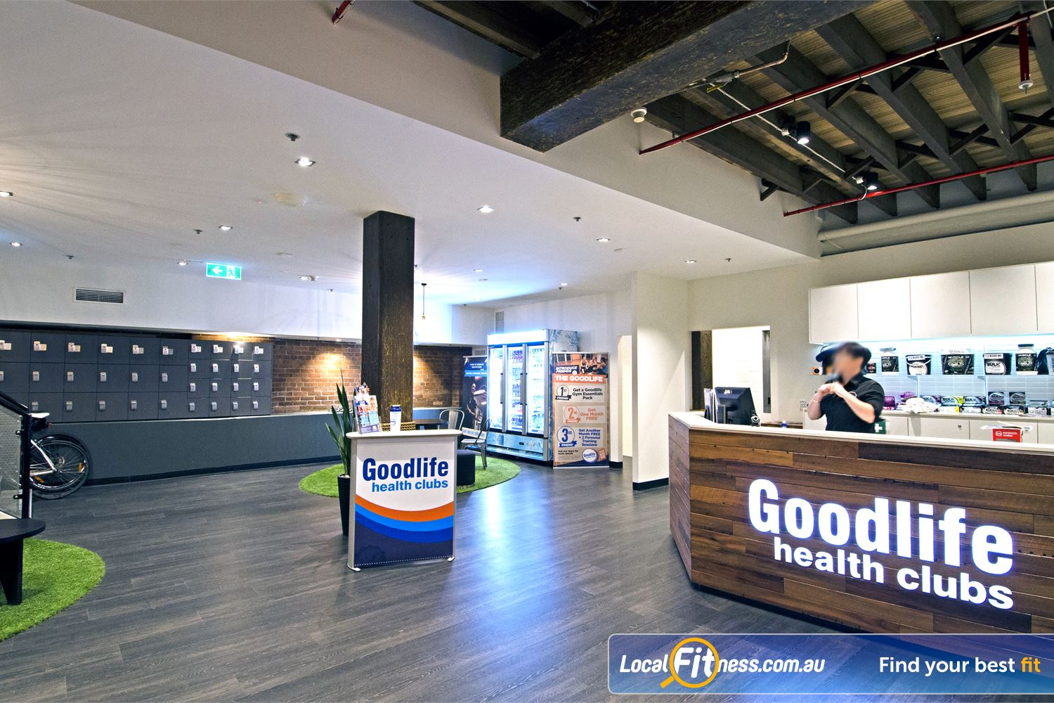 Goodlife Health Clubs Edward St Brisbane Meet our friendly Goodlife team who will take care of your every need.