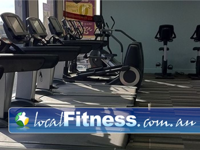 Anytime Fitness Gym Doncaster East  | State of the art cardio 24 hours a