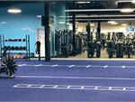 Goodlife Health Clubs Coomera Gym Fitness Indoor sled track, air assault