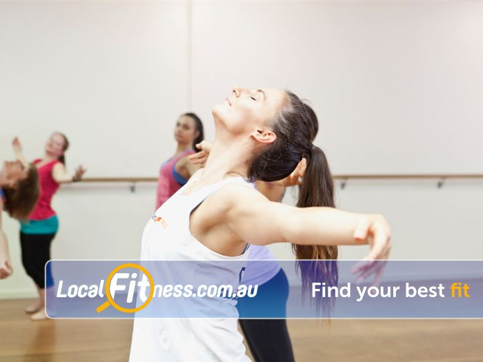 Dance Dynamics Gym Ferntree Gully  | We offer relaxing fitness classes inc. Ringwood Yoga.