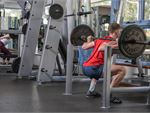 Loftus Recreation Centre Leederville Gym Fitness The fully equipped free-weights
