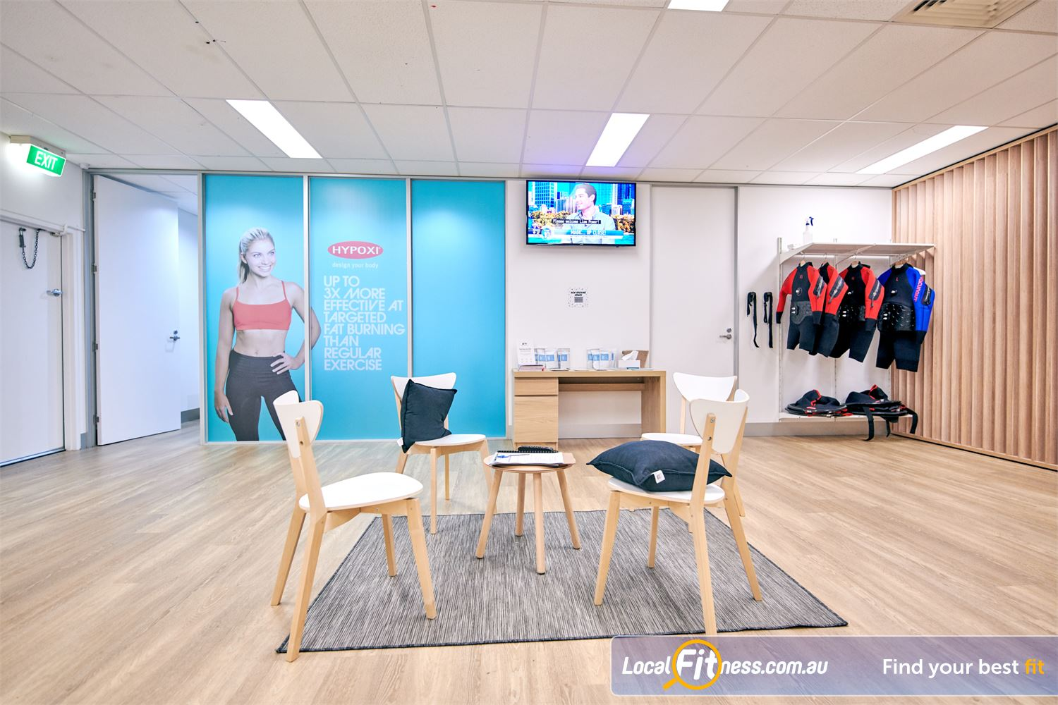 HYPOXI Weight Loss Near Unley Park Our HYPOXI team will sit with you to determine your weight-loss goals.