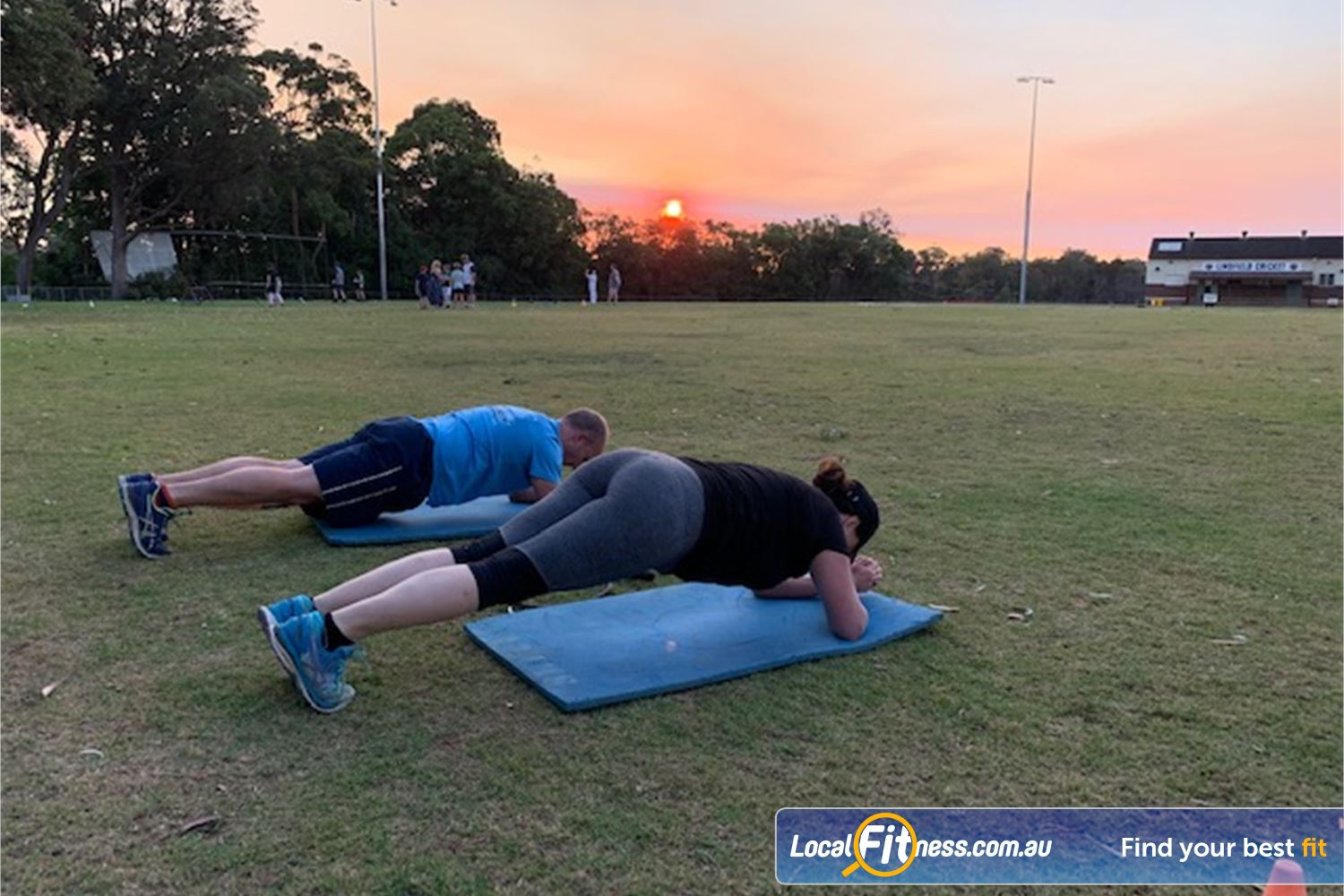 Refresh You Turramurra Welcome to Refresh YOU - Outdoor group personal training in Turramurra.