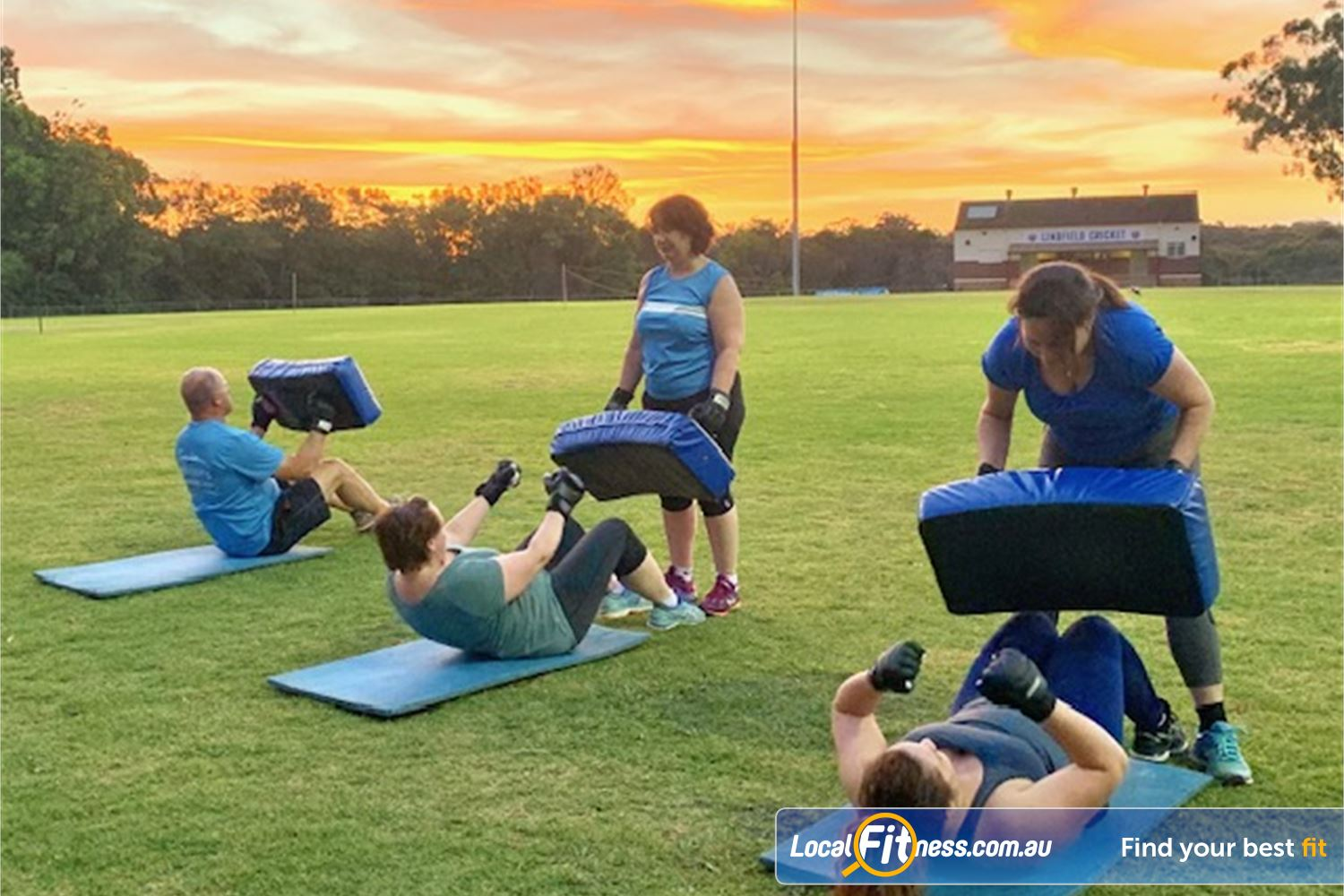 Refresh You Turramurra Our Turramurra group fitness classes will help you refocus and re-vitalise.