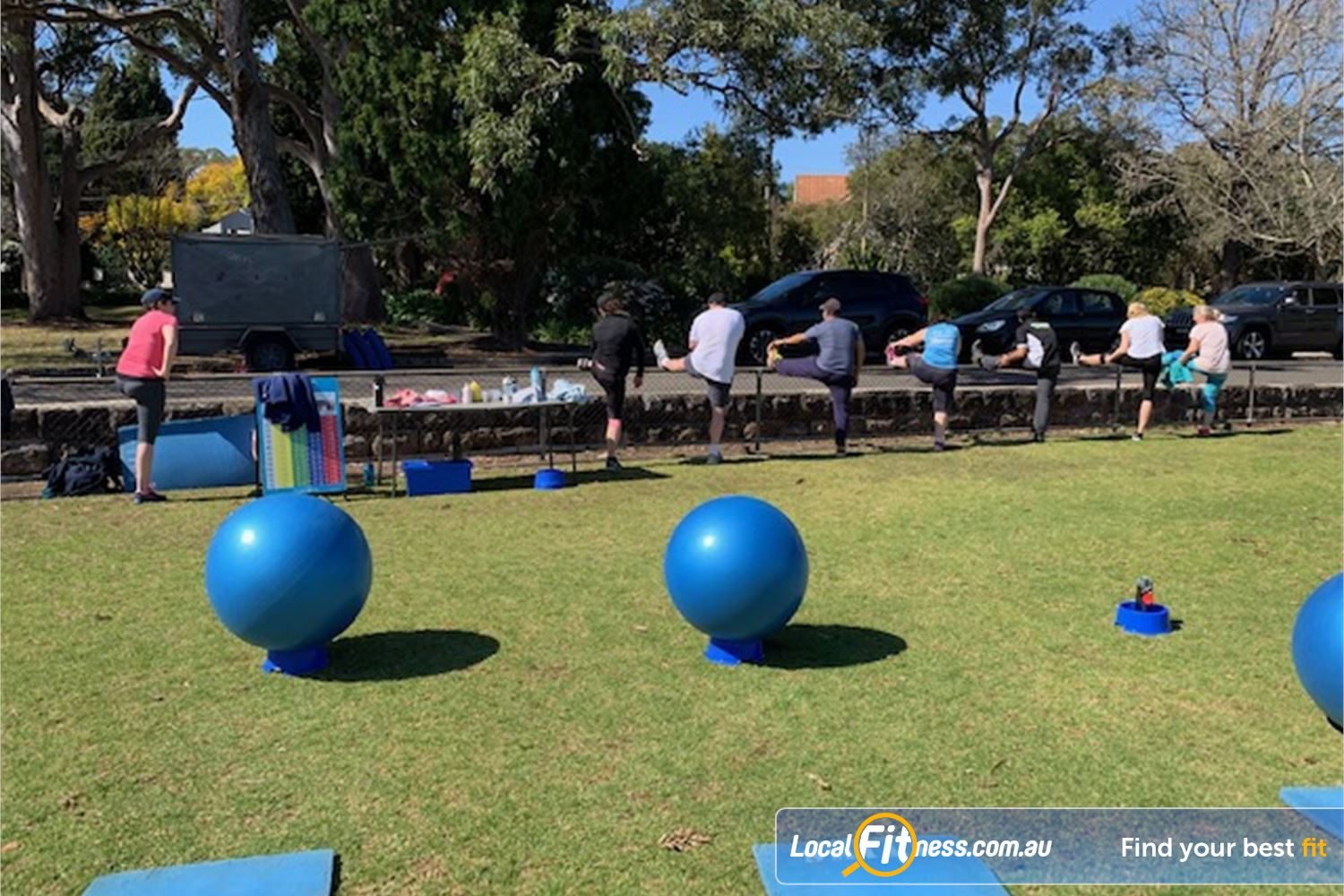 Refresh You Turramurra Our Outdoor fitness programs in Turramurra are customised to suit your goals.