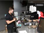 Spartans Gym & Fitness Kilsyth Gym Fitness In-house barista-made coffee,
