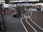 Spartans Gym & Fitness Montrose Gym Fitness The famous indoor running track