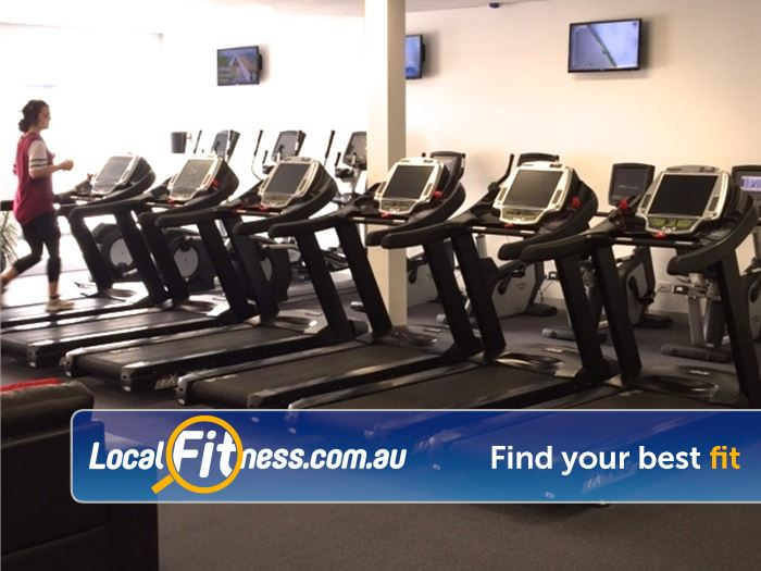 Jetts Gym Airport West  | Enjoy state of the art cardio at our