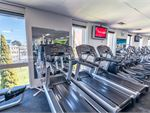 State of the art cardio with sweeping views