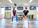 Our functional training zone provides Myzone tracking on