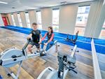 6 Degrees South Health & Fitness Gardenvale Gym Fitness Indoor rowing in our FIT