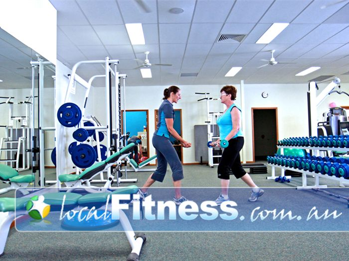 Fernwood Fitness Gym Rothwell  | We provide the right fitness and weights to