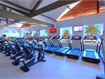 South Pacific Health Clubs Newport Gym CardioSpectacular views from our cardio