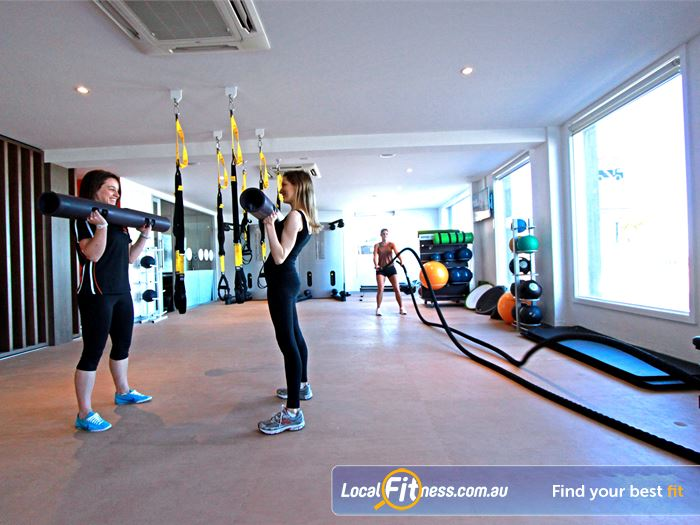 South Pacific Health Clubs HIIT Melbourne  | A range of exclusive classes including TRX, Viper,