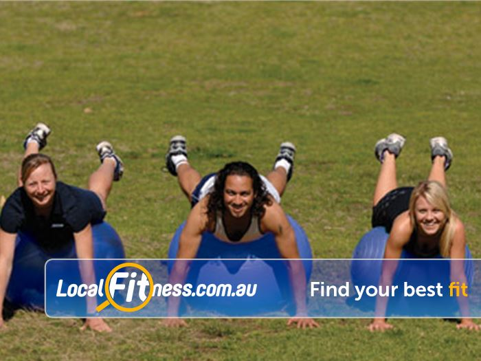 Step into Life Toorak Outdoor Fitness Outdoor The unique difference of Step