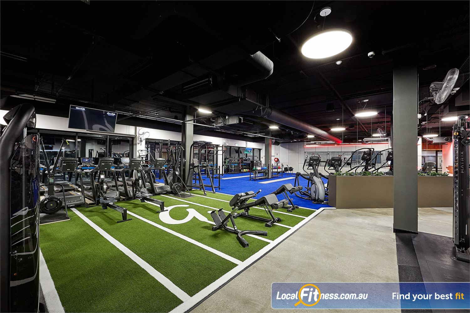 Goodlife Health Clubs West Lakes Welcome to the state of the art 24 hour West Lakes gym.