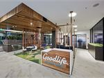 Goodlife Health Clubs Tennyson Gym Fitness Comfortable and member lounge
