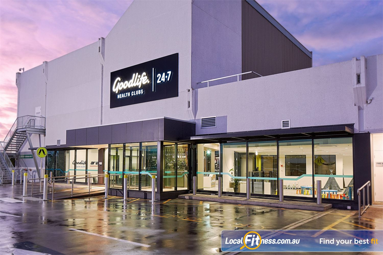 Goodlife Health Clubs Near Seaton North Train day or night with 24 hour gym access in West lakes.