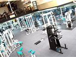 Westgate Health & Fitness Club Newport Gym GymThe huge mixed gym at Westgate