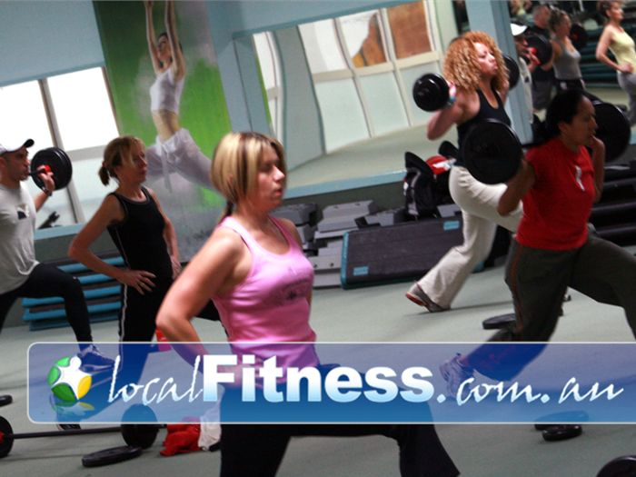 Westgate Health & Fitness Club Gym Newport  | Our popular group fitness classes.
