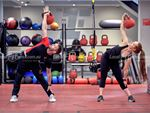 Fitness First Kogarah Gym Fitness Kettlebell training is a great