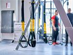 Fitness First Ramsgate Beach Gym Fitness Get functional with TRX