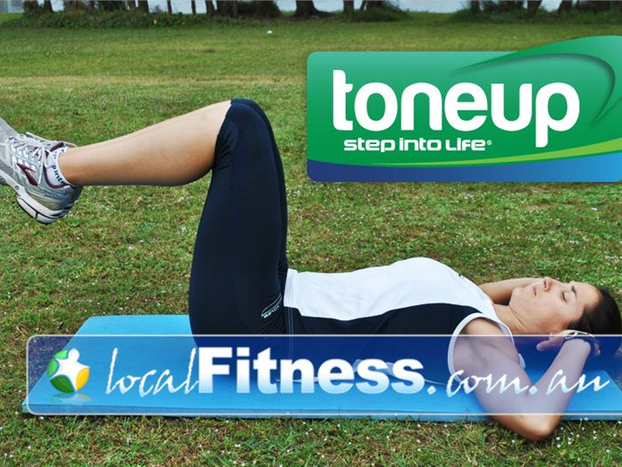 Step into Life Gym Gladesville  | Full body strengthening outdoors at Step into Life