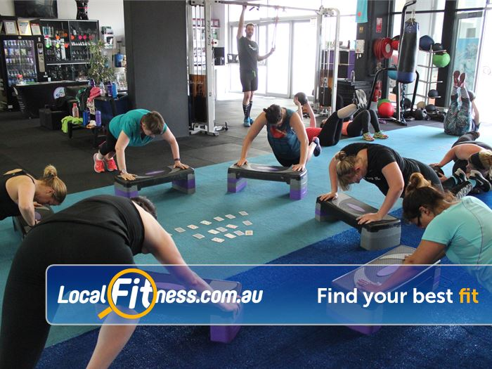 Elements4Life Gym Belconnen  | Welcome to Elements4Life functional Harrison gym.