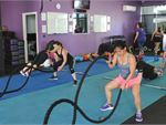 Elements4Life Harrison Gym Fitness Get functional with Battle rope