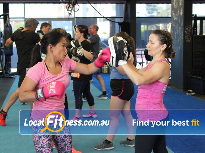 Elements4Life Gym Harrison  | Get into HIIT training and boxing training at