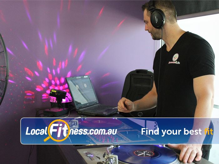 Elements4Life Harrison Live DJ's to get you pumped up and in the right mood.