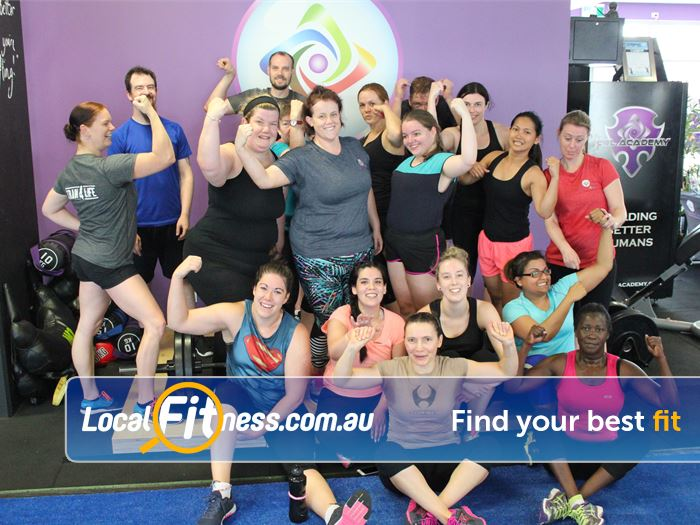 Elements4Life Harrison Join the family with Harrison group fitness training.