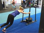 Elements4Life Harrison Gym Fitness Get functional with prowler
