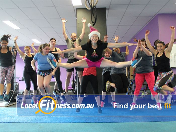 Elements4Life Harrison Join the fun with Harrison group fitness classes.