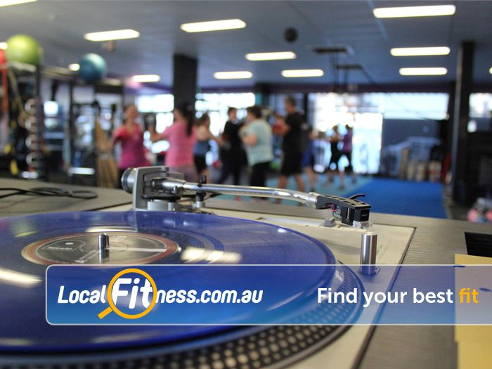 Elements4Life Harrison Pump up the music with live DJ sets at our Harrison gym.