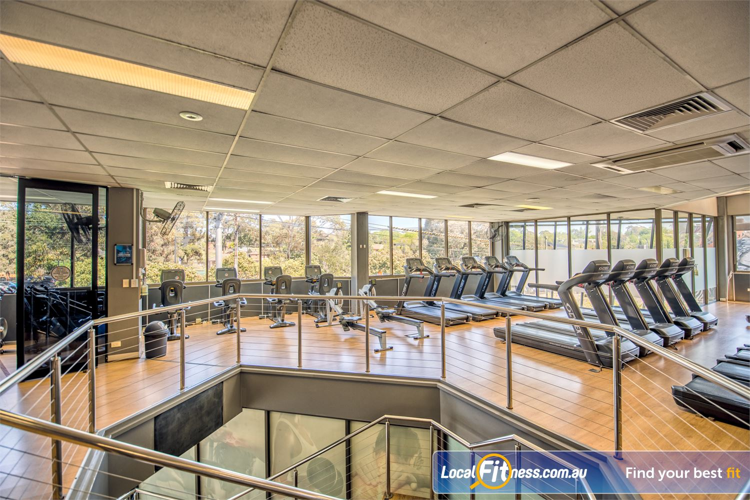 Goodlife Health Clubs Balwyn Our Balwyn gym provides 2 levels of fitness under one roof.