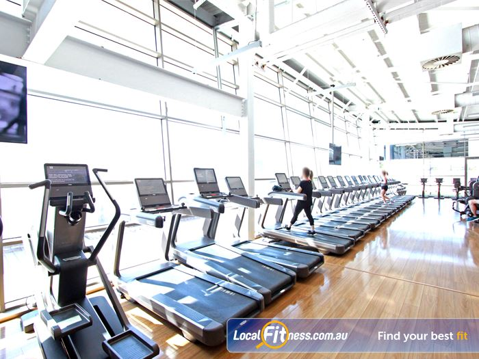 South Pacific Health Clubs Gym Glen Iris  | South Pacific Chadstone gym in the Fashion Capital.