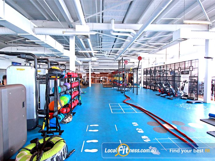 South Pacific Health Clubs Gym Glen Iris    Enjoy World Class facilities at our Chadstone gym.