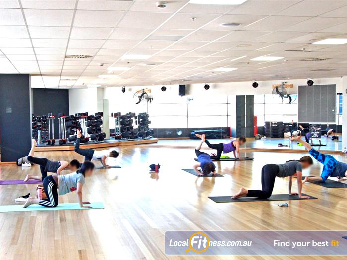 South Pacific Health Clubs Gym Clayton  | 90+ classes inc. Zumba, Yoga, Pilates, Les Mills