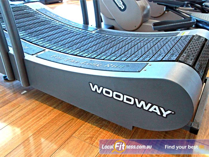 South Pacific Health Clubs Murrumbeena Gym Fitness Experience the WOODWAY