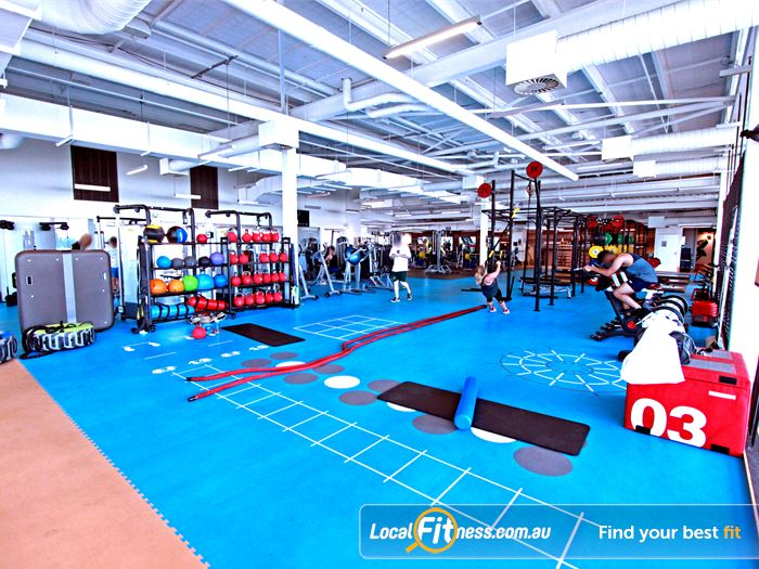 South Pacific Health Clubs Chadstone Gym Fitness Get functional with South