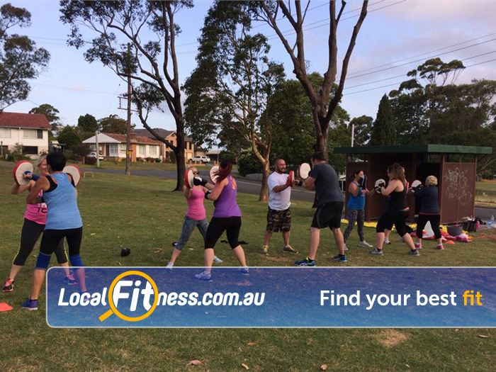 Bodywise Fitness Near Kahibah Incorporate Charlestown boxing classes into your routine.