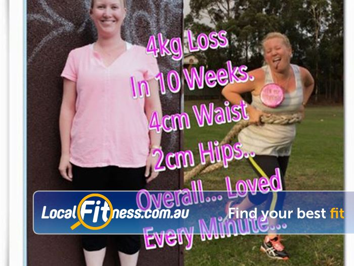 Bodywise Fitness Charlestown Commit the time with us and we will get you the results.