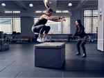 Fitness First Deakin Gym Fitness Get into plyometric box jumps
