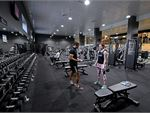 Goodlife Health Clubs Bayswater Gym Fitness Dumbbells, barbells, benches,