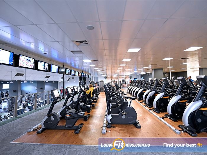 Goodlife Health Clubs Scoresby Gym Fitness Over 150 pieces of state of the